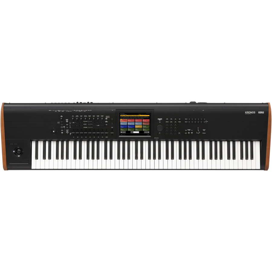 KORG KRONOS 88-Key Keyboard Music Workstation thumbnail