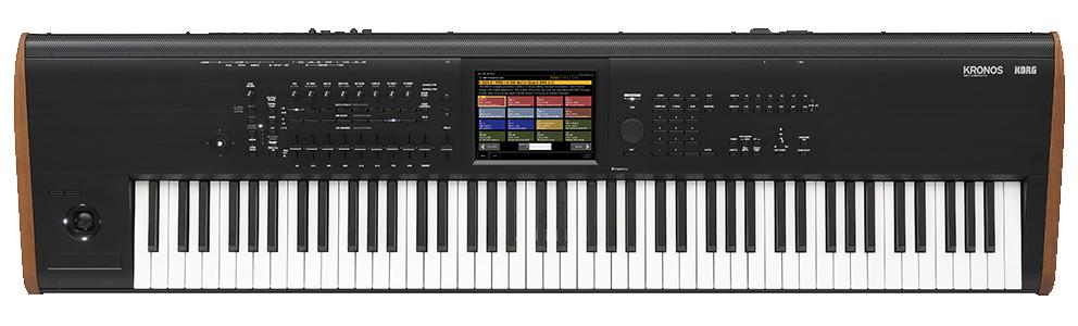 korg kronos 88 key keyboard music workstation elevated audio. Black Bedroom Furniture Sets. Home Design Ideas