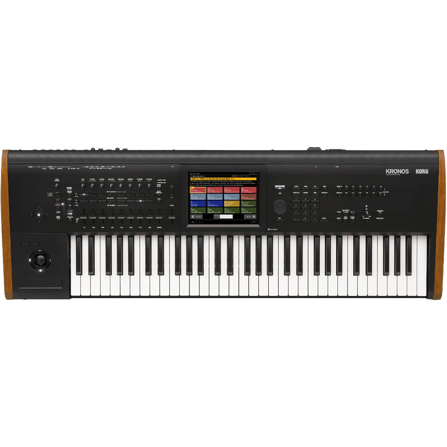 KORG KRONOS 61-Key Keyboard Music Workstation thumbnail
