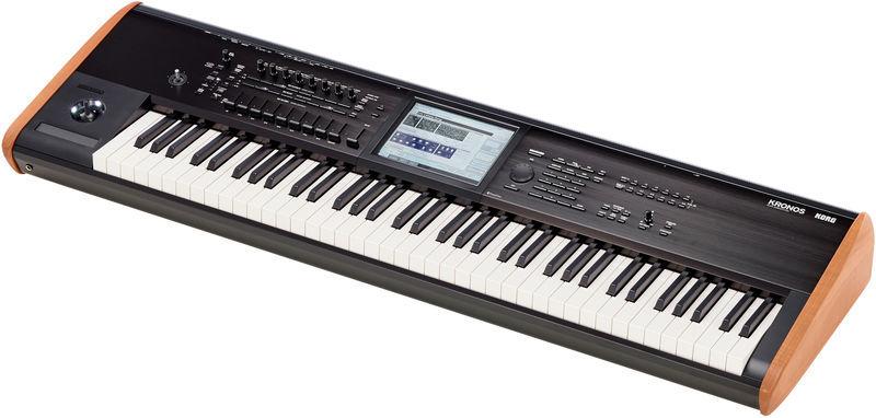 Keyboard Music Workstations : korg kronos 73 key keyboard music workstation elevated audio ~ Russianpoet.info Haus und Dekorationen