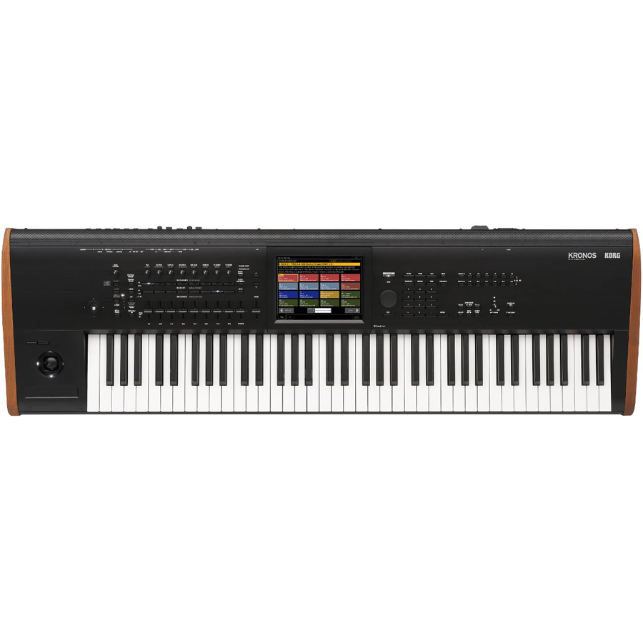KORG KRONOS 73-Key Keyboard Music Workstation thumbnail