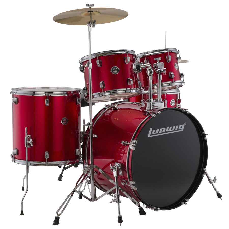 Ludwig Accent Drum Sets thumbnail