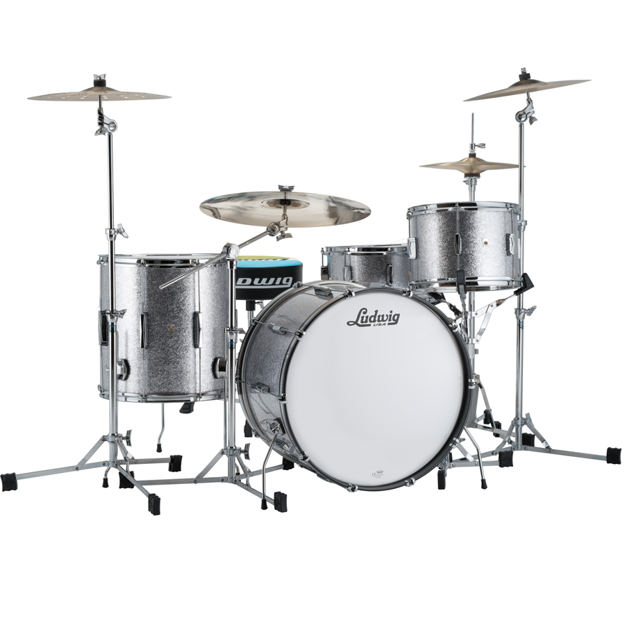 Ludwig Club Date Drum Sets thumbnail
