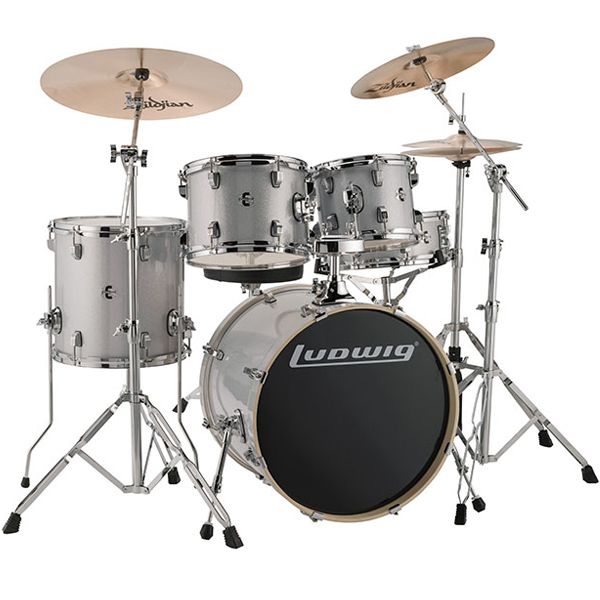 Ludwig Evolution Drum Sets thumbnail