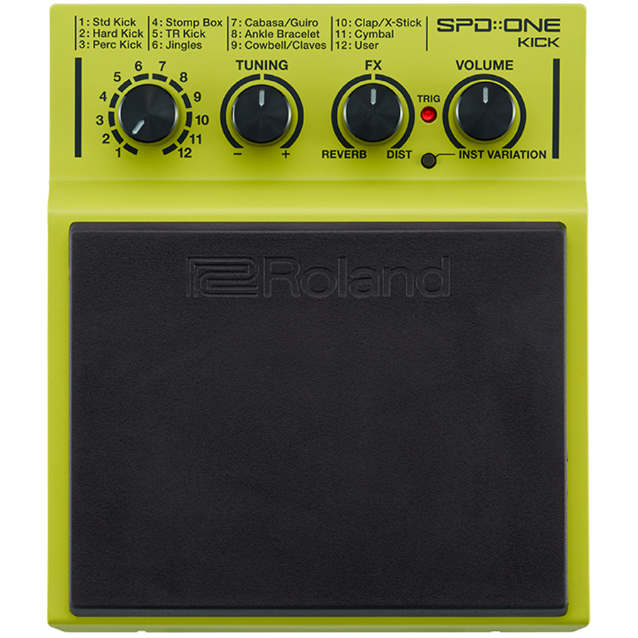 Roland SPD-1K :: One Kick Percussion Pad thumbnail