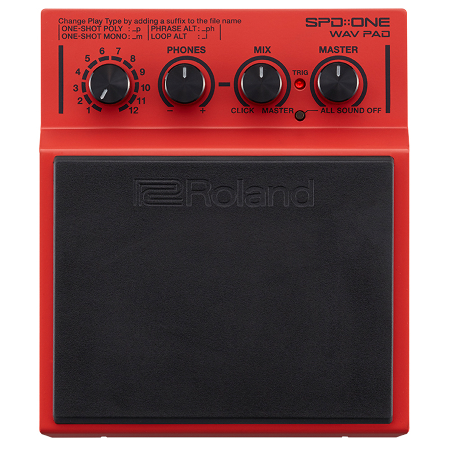 Roland SPD-1W :: One Wav Percussion Pad thumbnail