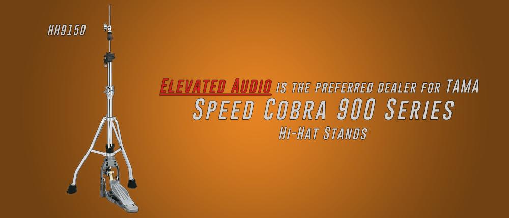 TAMA Hi-Hat Stands – Elevated Audio