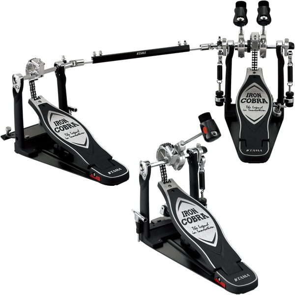 TAMA Bass Drum Pedals thumbnail