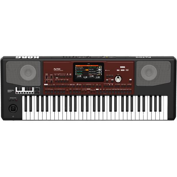 KORG Pa700 ORIENTAL 61-Key Professional Arranger Keyboard thumbnail