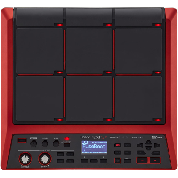 Roland SPD-SX SE Special Edition Sampling Pad thumbnail