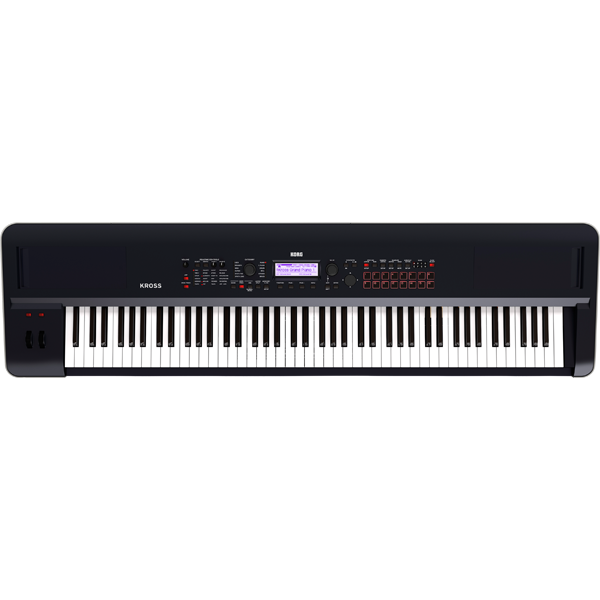 KORG KROSS 88-Key Synthesizer Workstation thumbnail