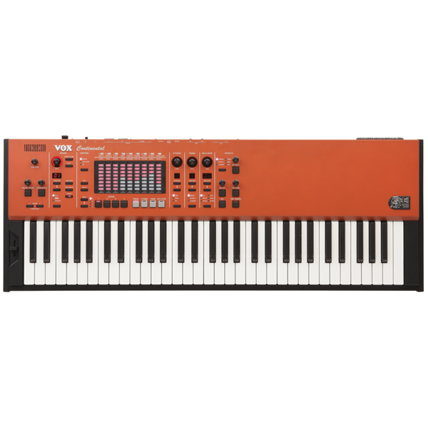 VOX Continental 61-Key Performance Keyboard thumbnail