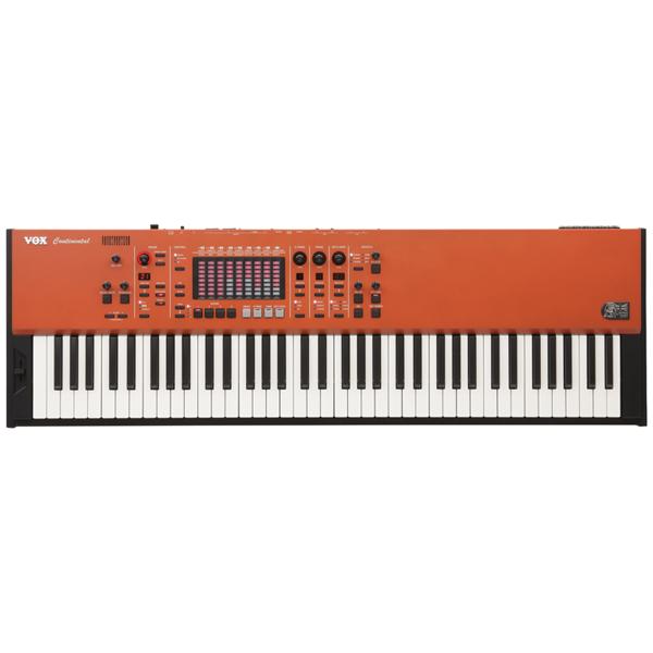 VOX Continental 73-Key Performance Keyboard thumbnail