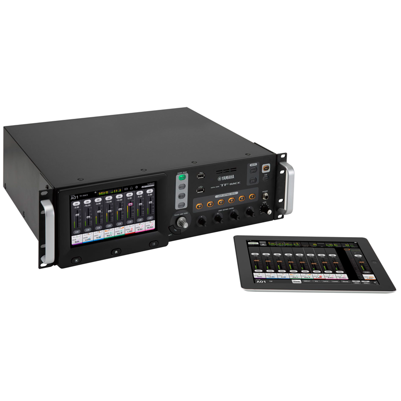 yamaha tf rack digital rack mount mixer elevated audio. Black Bedroom Furniture Sets. Home Design Ideas