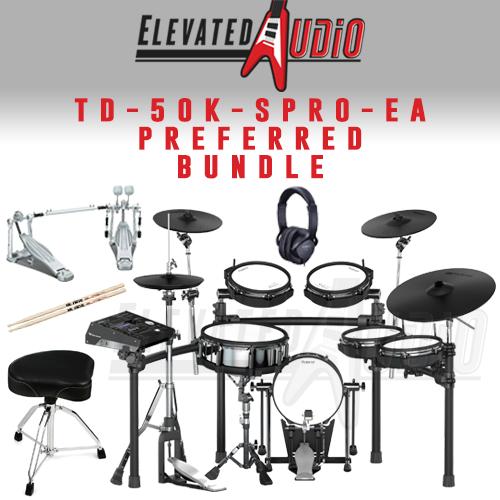 Td-50K-sPro-EA drum set