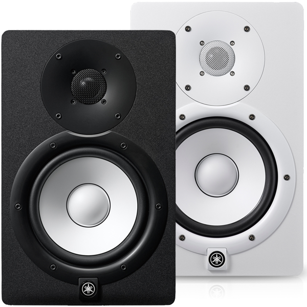 Yamaha HS7 / HS7W Powered Studio Monitor thumbnail