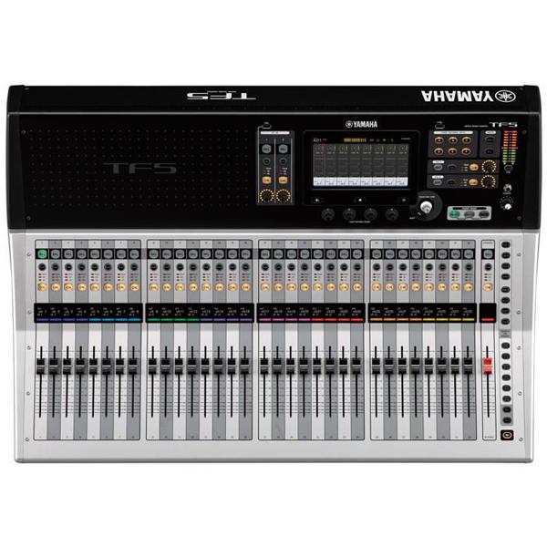 Yamaha TF5 Digital Mixing Console thumbnail