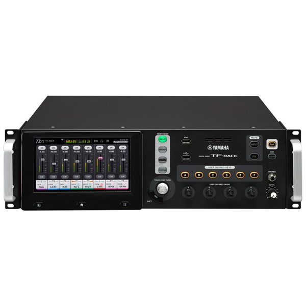 Yamaha TF-RACK Digital Rack Mount Mixer thumbnail
