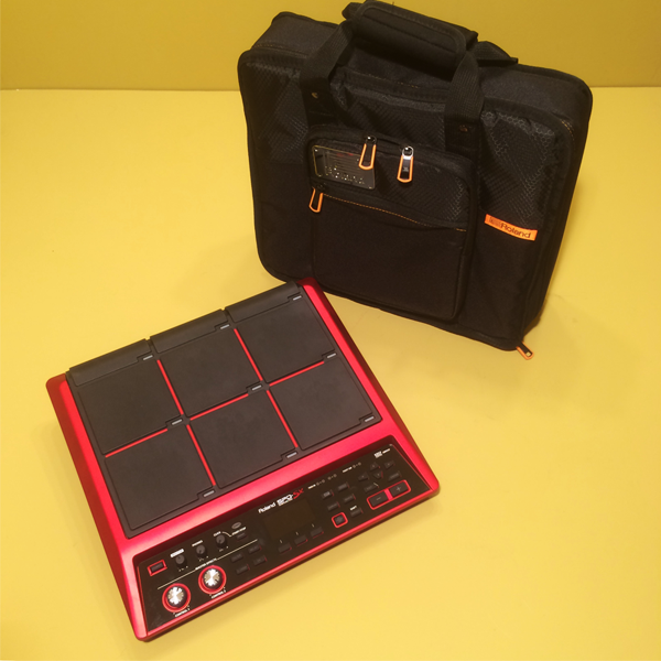 "Roland SPD-SX SE Sampling Pad, Used + NEW Carry Bag! <font color=dd00"">$799</font> thumbnail"