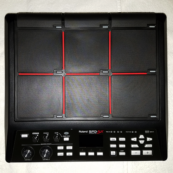 "Roland SPD-SX Sampling Pad, Used MINT Condition! <font color=dd00"">$555</font> thumbnail"