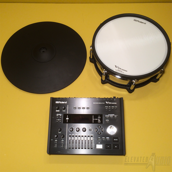 "Roland TD-50DP Digital Pack – Used, MINT Condition! <font color=dd00"">$2,899</font> thumbnail"