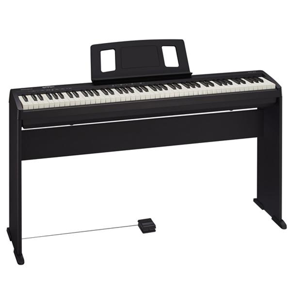 Roland FP-10-BKC 88-Key Digital Piano + Stand thumbnail