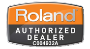 Roland Authorized Dealer