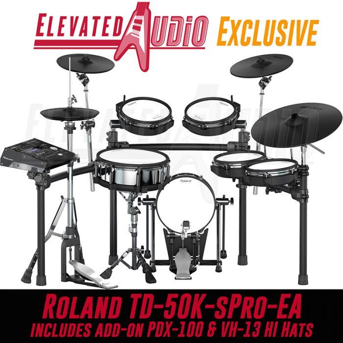 Td-50KS-Pro-EA V-drums