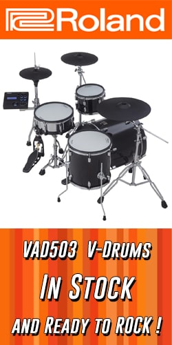 Roland VAD503 Acoustic Design V-Drums