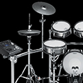 Electronic Cymbals, Drums & Sets